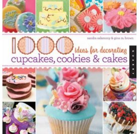 Livre - Quarry - 1000 ideas for decorating cupcakes, cookies and cakes