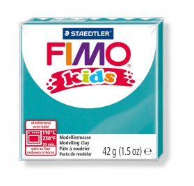 Fimo 'Kids' 42 g - Turquoise