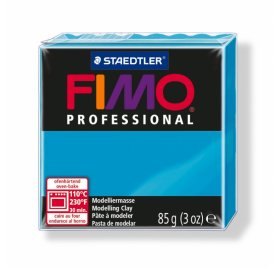 Fimo 'Professional' 85 g - Turquoise