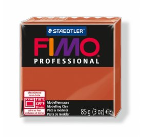 Fimo 'Professional' 85 g - Terre Cuite