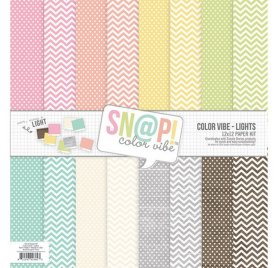 Assortiment 30x30 'Simple Stories' Snap! Color Vibe Lights