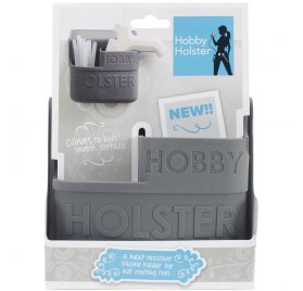 Support en silicone Hobby Holster 'Holster Brands' Gris