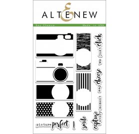 Tampons transparents 'Altenew' Say Cheese