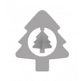 Perforatrice Embosseur 'Rayher' Silhouette Sapin 4.1x4.4 cm