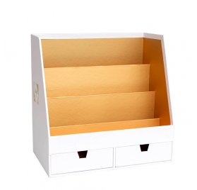 Organisateur de bureau 'Crate Paper - Craft + Office Storage'