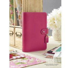 Organiseur Complet Personal Planner 'Webster's Pages - Color Crush' Fuchsia