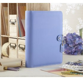 Organiseur A5 Personal Planner 'Webster's Pages - Color Crush' Bleu Pervenche (vide)