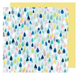 Papier double 30x30  'American Crafts - Little by Little' Pint-Sized Fun