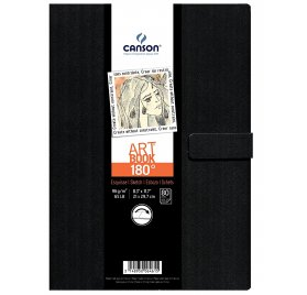 Carnet A4 Art Book 180° 'Canson' 80 Pages 96 g/m²