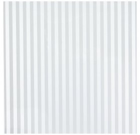 Papier transparent 30x30 'Bazzill' White Stripe