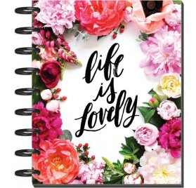 Organiseur 'Me & My Big Ideas - The Happy Planner' Market Floral 2017/2018