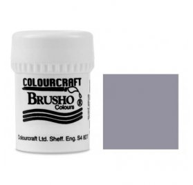 Pigment en poudre 'Colourcraft - Brusho' Grey 15g