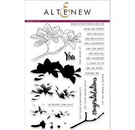 Tampons transparents 'Altenew' Best Buds