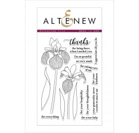 Tampons transparents 'Altenew' Enchanted Iris