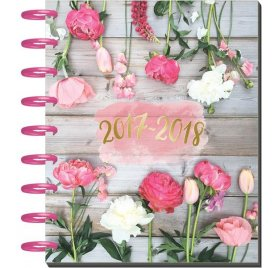 Organiseur 'Me & My Big Ideas - The Happy Planner' Wildflower 2017/2018