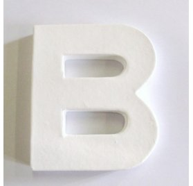 Mini lettre B - Decopatch