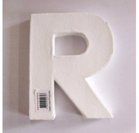 Mini lettre R - Decopatch
