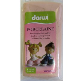Pâte Darwi - Porcelaine - Chair 150 g